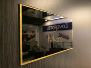 Chambre Metro Lovehotel Paris