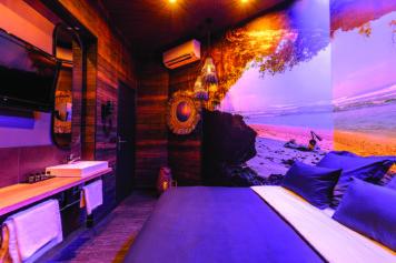 chambre la plage lovehotelaparis