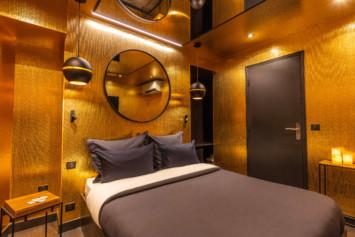 la dorée love room à Paris