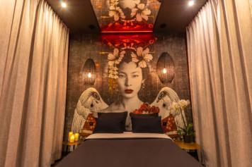 Chambre geisha lovehotelaparis