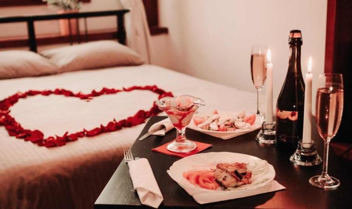 saint-valentin au Love Hotel
