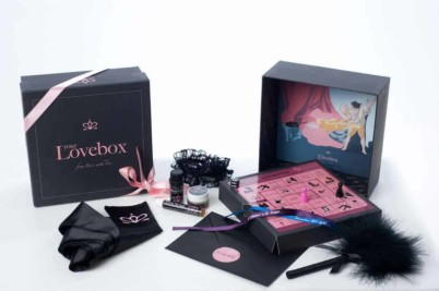 your lovebox, un coffret indispensable